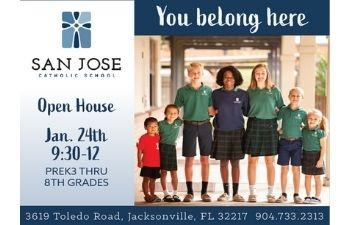 San Jose Catholic School Open House