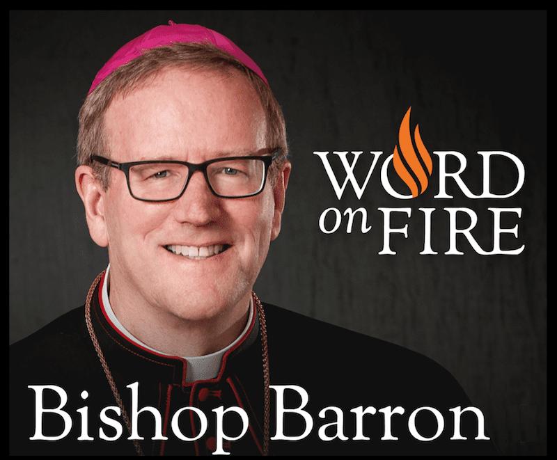 Bishop Robert Barron – Gospel Reflection