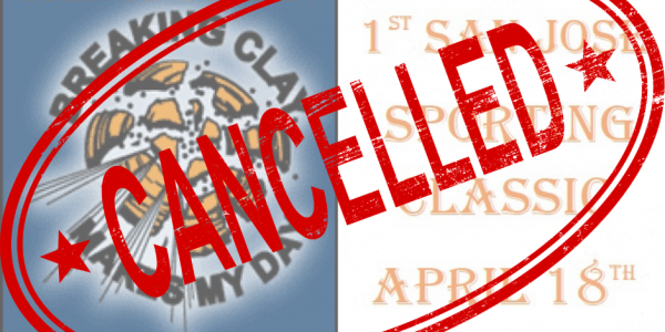 1st San Jose Sporting Classic has been cancelled