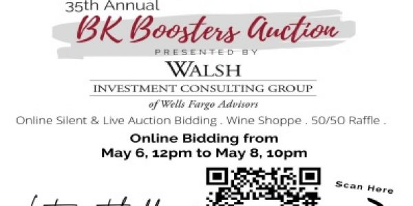 35th Annual Bishop Kenny Boosters Auction